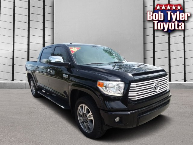 Certified Pre-Owned 2016 Toyota Tundra 4WD Truck Platinum