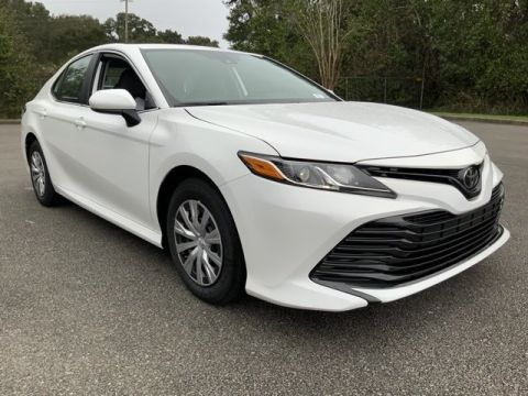 New 2020 Toyota Camry L