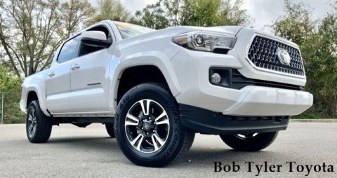 Pre-Owned 2019 Toyota Tacoma 4WD TRD Sport