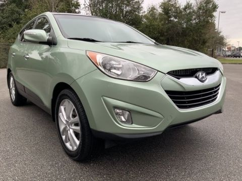 Pre-Owned 2011 Hyundai Tucson Limited